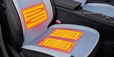 汽车座椅加热垫方案开发