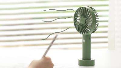便携小风扇方案开发