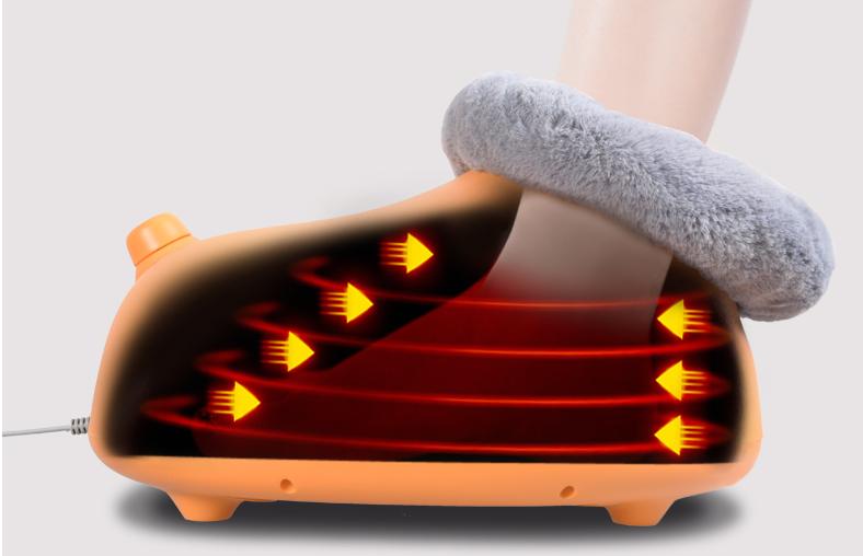 电热暖脚宝方案开发