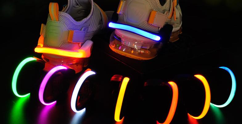 LED鞋灯方案开发