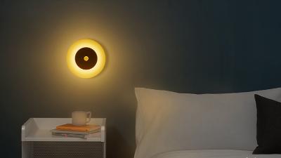 LED智能感应小夜灯方案开发