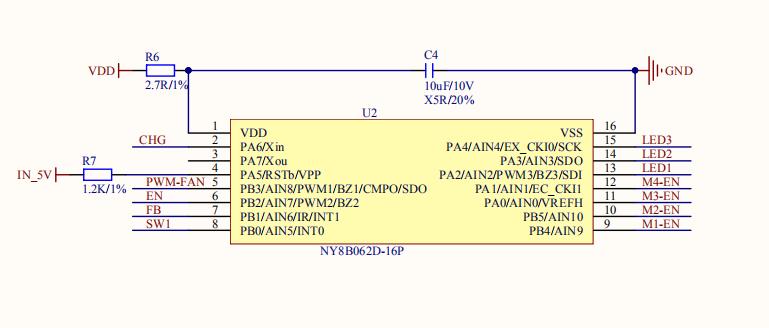 案例开发部分线路图