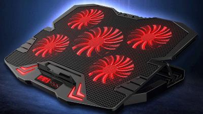 笔记本电脑散热器的组成以及原理