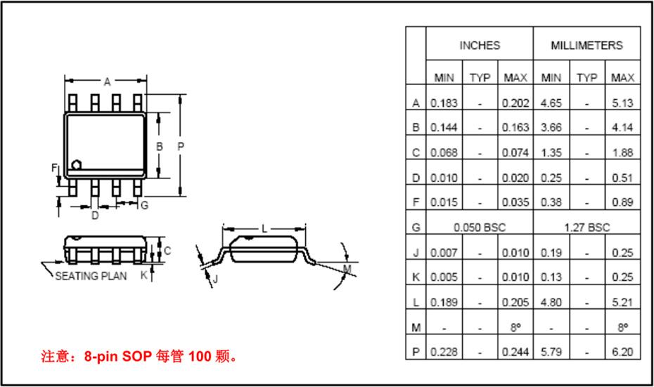 NY8B062D-SOP8封装
