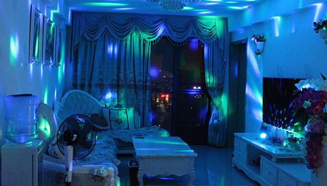 LED舞台灯开发方案