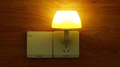 自动感应夜灯方案开发