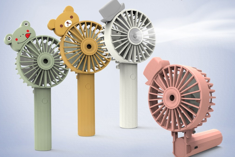 喷雾式小风扇方案开发