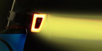 夜骑警示灯方案开发