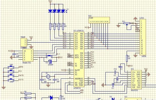 LCD显示屏驱动芯片
