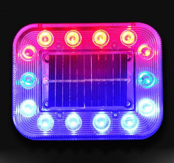 太阳能车载LED警示灯方案开发