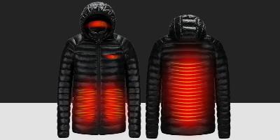 智能温控电热外套方案开发