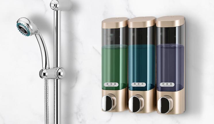 智能感应皂液器方案开发