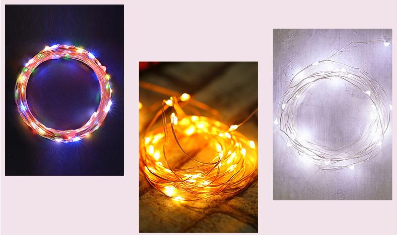 LED铜线灯方案开发