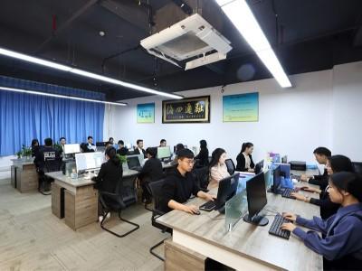 公司办公区域展示