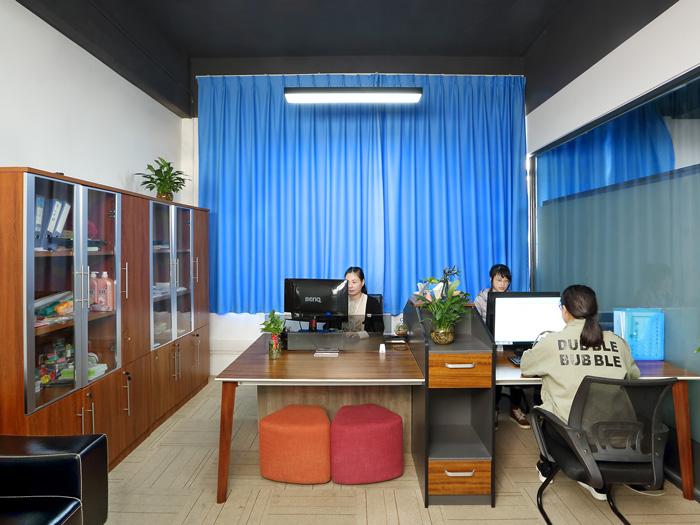 宇凡微-办公室一角