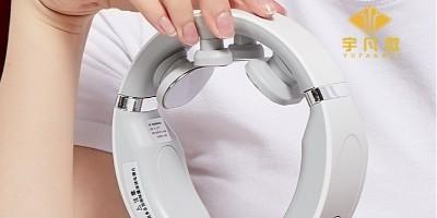 颈部按摩仪方案开发