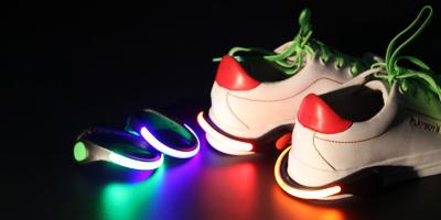 LED炫彩鞋夹灯方案开发