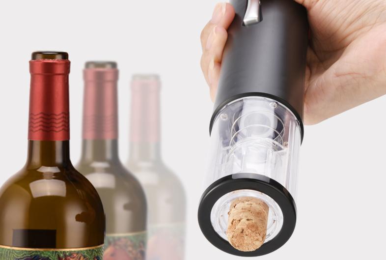 电动红酒开瓶器方案开发